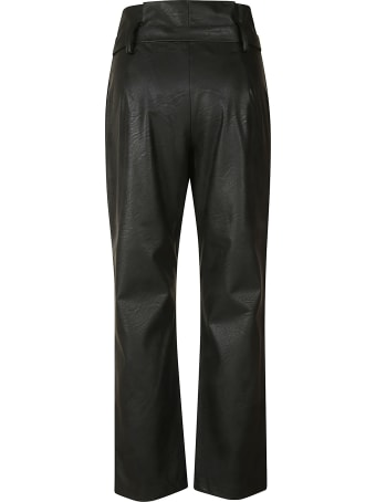 Be Blumarine Belted Waist Trousers