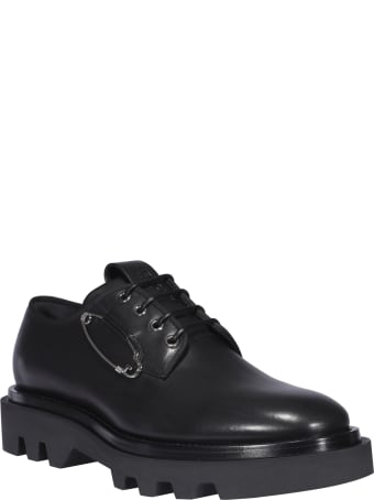 Givenchy Derby Combat Lace Up Shoes