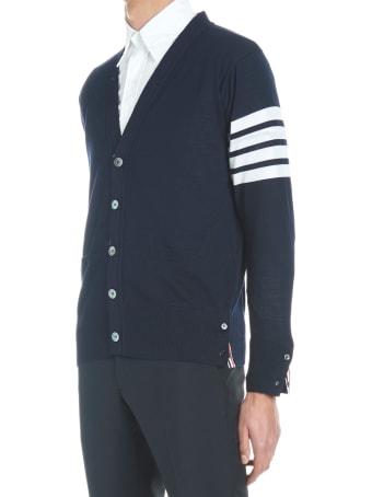 Thom Browne '4 Bar' Sweater