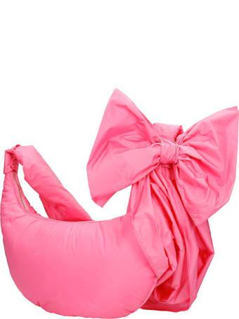 RED Valentino Shoulder Bag In Rose-pink Nylon