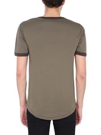 Helmut Lang T-shirt With Logo Print