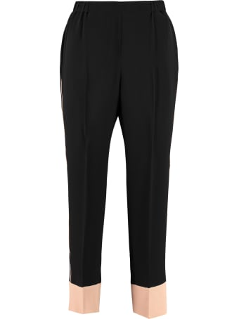 N.21 Cropped Trousers