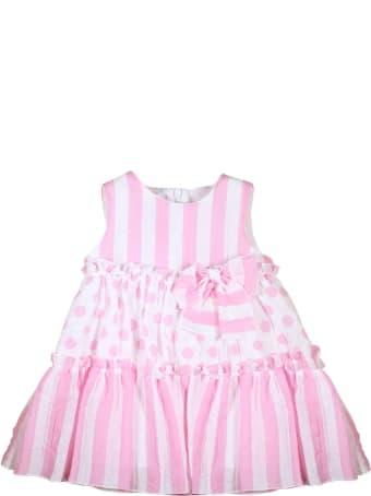 leBebé Girl Pink Dress Le Bebè Junior