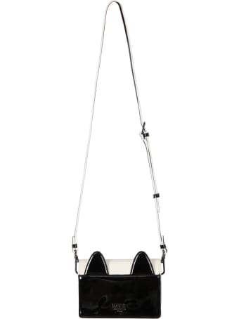 Karl Lagerfeld Black Bag For Girl