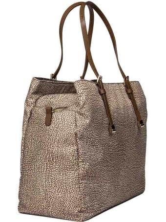 Borbonese Large Shopping Bag