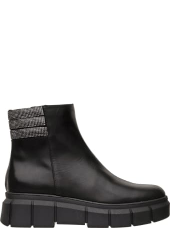 Ninalilou Ninalilou Black Snow Ankle Boot