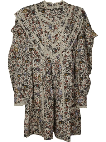 Isabel Marant Paisley Motif Dress