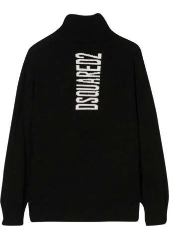 Dsquared2 Teen Turtleneck Sweater