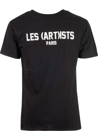 Les Artists Logo Print T-shirt
