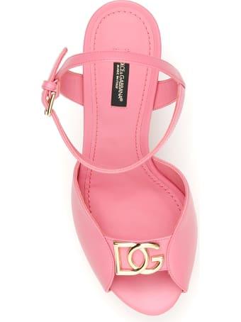Dolce & Gabbana Keira Dg Sandals
