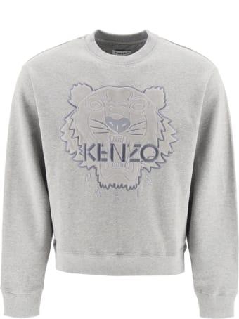 Kenzo Tiger Crew Neck Sweatshirt