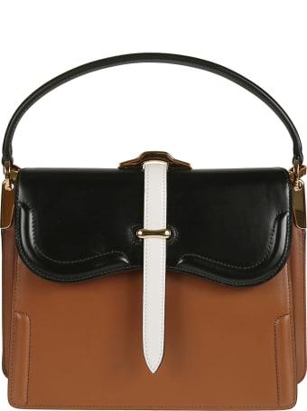 Prada Cartella Shoulder Bag