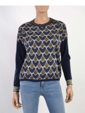 Sun 68 Sun68 Cotton Sweater