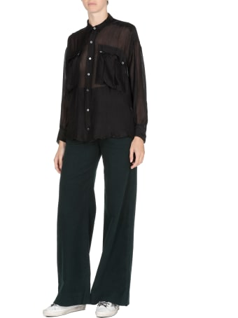 Katharine Hamnett Silk Shirt