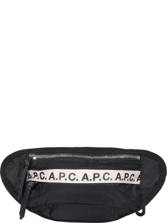 A.P.C. Mini Repeat Belt Bag