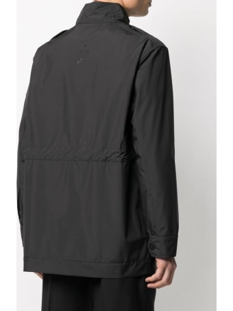 A-COLD-WALL Rhombus M65 Black Jacket