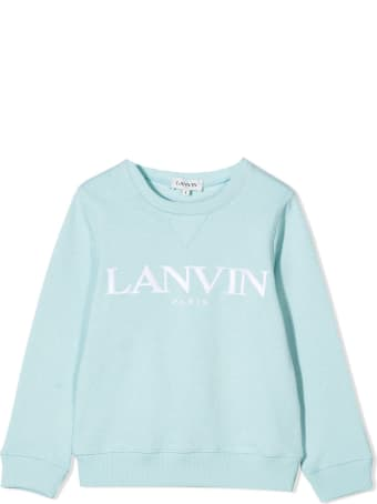 Lanvin Sweatshirt With Embroidery