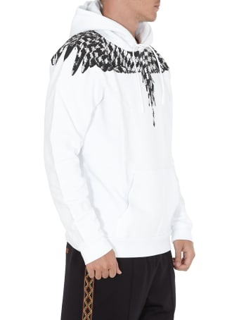 Marcelo Burlon Cross Pdp Wings Hoodie
