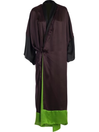 Haider Ackermann Self-tie Coat