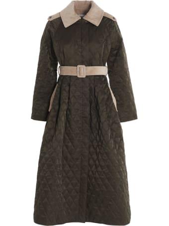 besfxxk 'quilted Princess' Coat