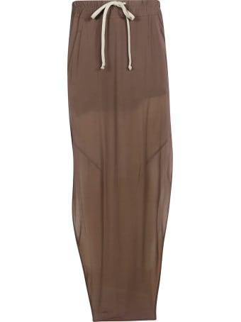 Rick Owens Dirt Skirt