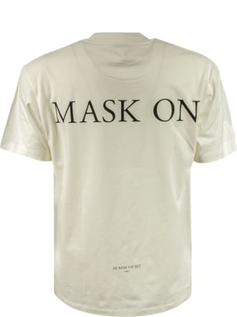 ih nom uh nit Mask On T-shirt