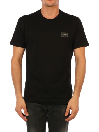 Dolce & Gabbana T-shirt Logo Black