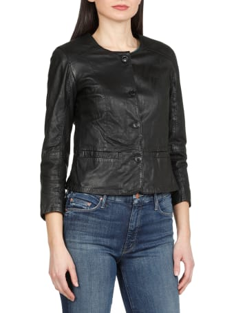 Bully Bully Leather Jacket