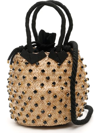 Le Niné Nina Small Basket Bag 23980
