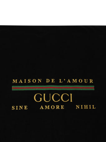 Gucci Junior Blanket