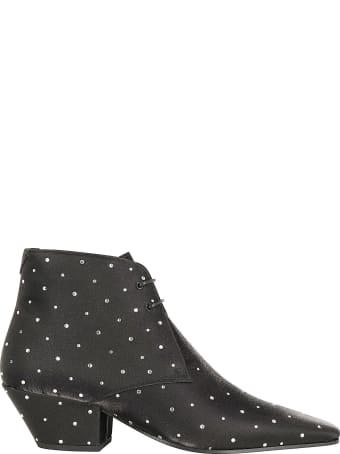 Saint Laurent Belle Boots