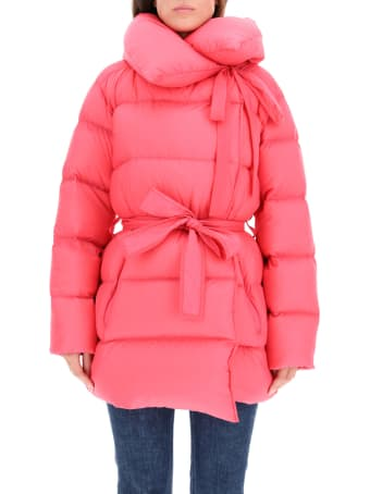 Bacon Puffa Midi Down Jacket