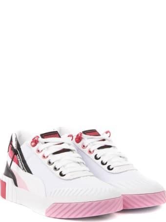 Puma Select Cali Karl Multicolor Textile Sneaker