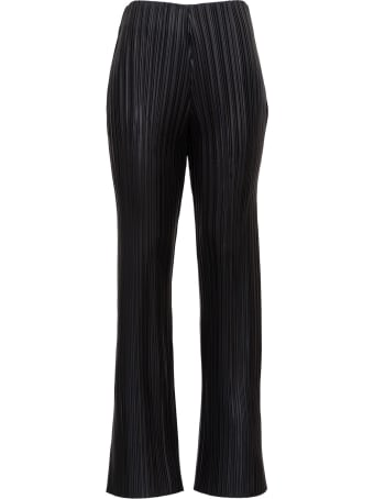 Nanushka Pleated Leatheret Pants