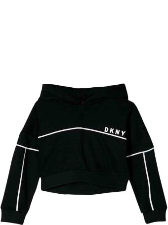 DKNY Black Teen Sweatshirt