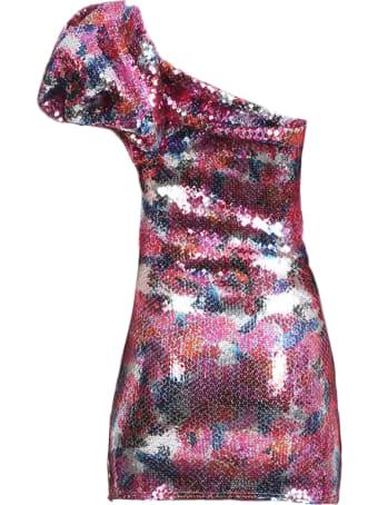 Isabel Marant Sequined Osira Short Dress