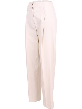 Paul Smith Cotton Trousers