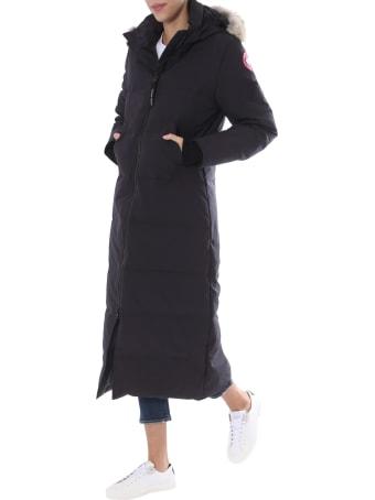 Canada Goose Mystique Parka With Bordered Fur Hood