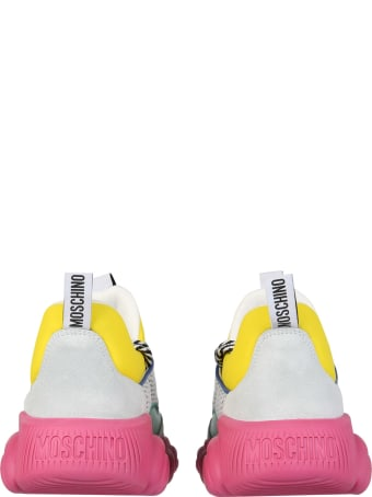 Moschino Teddy Running Sneakers