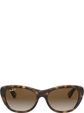 Ray-Ban Ray-ban Rb4227 Light Havana Sunglasses