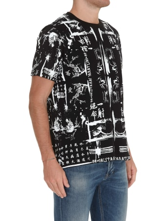 Family First Milano Ideogram T-shirt