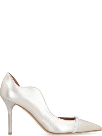 Malone Souliers Morrissey Leather Pointy-toe Pumps