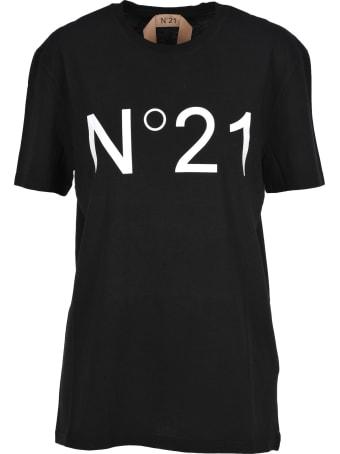 N.21 N21 N°21 Print T-shirt