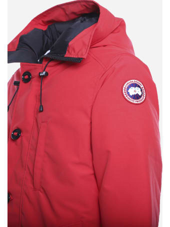 Canada Goose Chateau Parka Padded In Cotton Blend