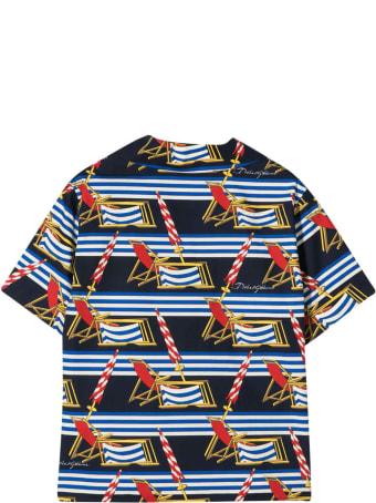 Dolce & Gabbana Short Sleeve Shirt Dolce&gabbana Kids