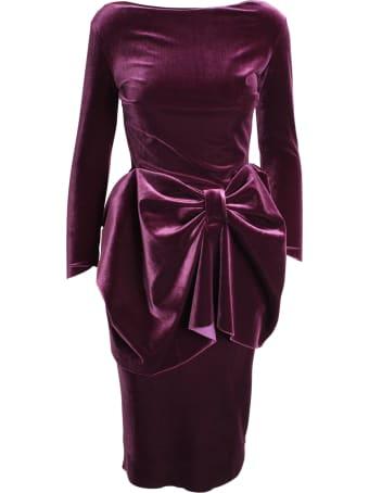 La Petit Robe Di Chiara Boni Le Petite Robe By Chiara Boni 'jeniletta' Polyester Dress