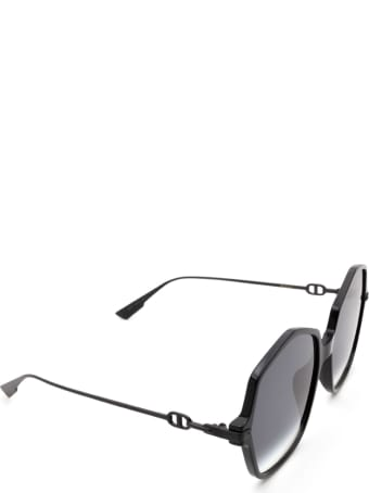 Dior Dior Diorlink2 Black Sunglasses