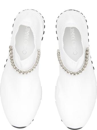 Jimmy Choo Crystal Bracelet Verona Sneakers