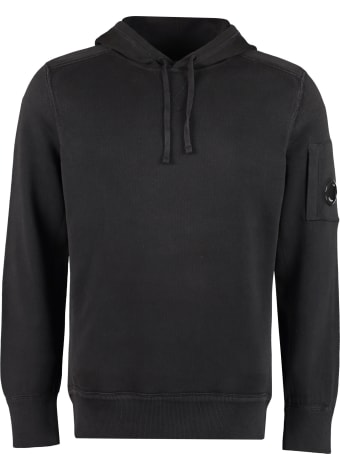 C.P. Company Ribbed Crew-neck Sweater