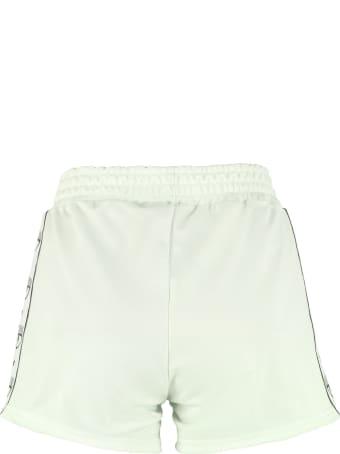 Chiara Ferragni Contrasting Side Stripe Track-shorts
